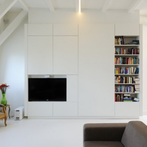 Aa 050112 02  Weteringschans Apartment Interior by I Love Architecture