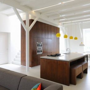 Aa 050112 03  Weteringschans Apartment Interior by I Love Architecture