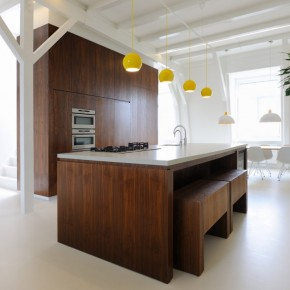 Aa 050112 04  Weteringschans Apartment Interior by I Love Architecture