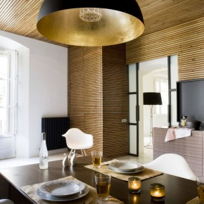 Top Gothic Quarter Apartment Interior Design by YLAB Architects