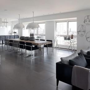 Ap 291211 01  Apartment Interior by Lanciano Design   Image  2