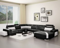 20 Leather Sofa Interior Design Ideas