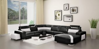 20 Leather Sofa Interior Design Ideas
