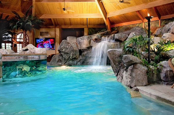 20 Indoor Pool Design Ideas