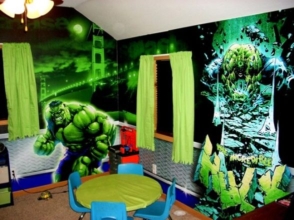 20 Superhero Bedroom Theme Ideas For Boys And Girls