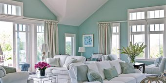20 Popular Paint Colors for the Living Room