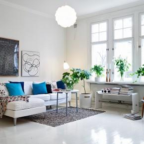 Beautiful Living Room  A Scandinavian Beauty  Picture  3