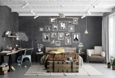 20 Modern Gray Interior Design Ideas for the Home