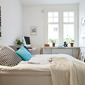 Bedroom Workspace  A Scandinavian Beauty  Picture  11