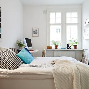 Bedroom Workspace  A Scandinavian Beauty  Picture  11