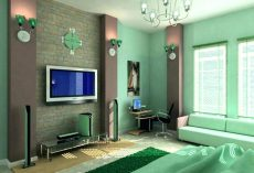20 Sage Living Room Ideas