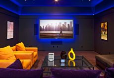 20 Media Room Interior Design Ideas