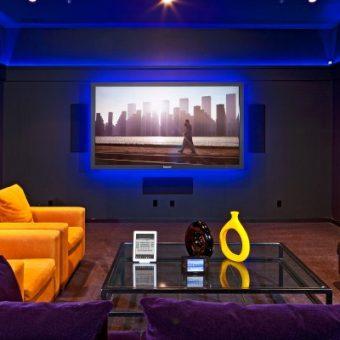 20 Media Room Interior Design Ideas