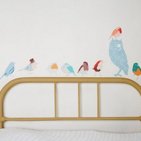 Bird Wall Stickers  Kids Wall Stickers  Pict  6