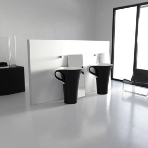Cool Collection Unique Bathrooms by ArtCeram