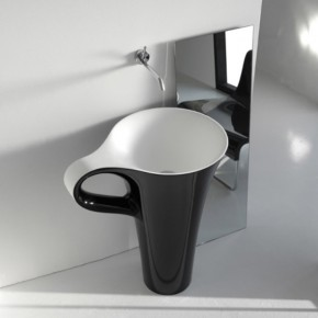 Cool Collection Unique Bathrooms by ArtCeram Silhouette Design ...