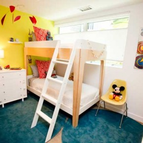 Bunk Beds 15 30 Fresh Space-Saving Bunk Beds Ideas For Your Home Image 15