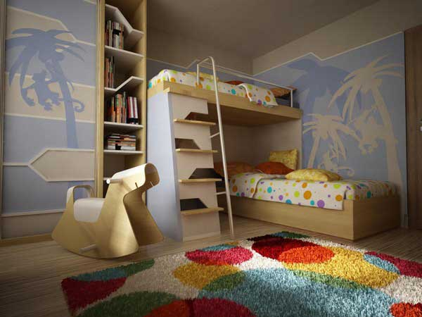 Bunk Beds 16 30 Fresh Space Saving Bunk Beds Ideas For