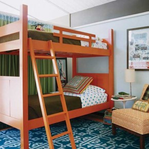 Bunk Beds 19 30 Fresh Space-Saving Bunk Beds Ideas For Your Home Picture 19