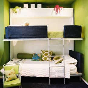 Bunk Beds 20 30 Fresh Space-Saving Bunk Beds Ideas For Your Home Photo 20