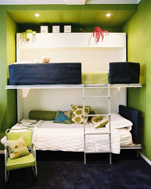 Bunk Beds 20 30 Fresh Space Saving Bunk Beds Ideas For