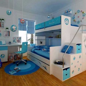 Bunk Beds 26 30 Fresh Space-Saving Bunk Beds Ideas For Your Home Picture 26
