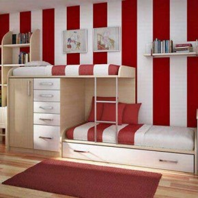 Bunk Beds 27 30 Fresh Space-Saving Bunk Beds Ideas For Your Home Wallpaper 27