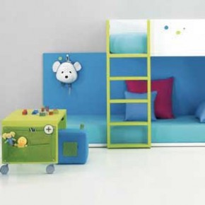 Bunk Beds 29 30 Fresh Space-Saving Bunk Beds Ideas For Your Home Wallpaper 29