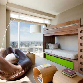 Bunk Beds 30 Fresh Space-Saving Bunk Beds Ideas For Your Home Picture 1