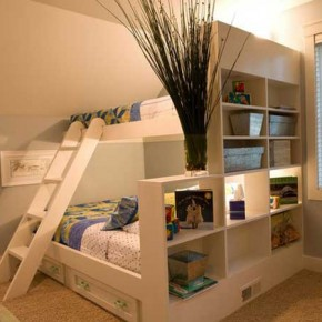 Bunk Beds 4 30 Fresh Space-Saving Bunk Beds Ideas For Your Home Photo 4