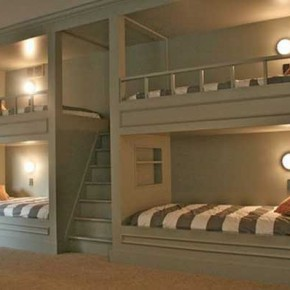 Bunk Beds 5 30 Fresh Space-Saving Bunk Beds Ideas For Your Home Picture 5