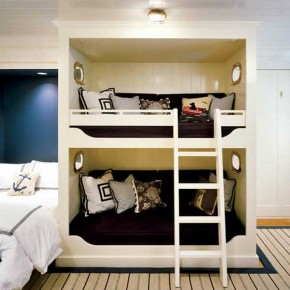 Bunk Beds 9 30 Fresh Space-Saving Bunk Beds Ideas For Your Home Wallpaper 9