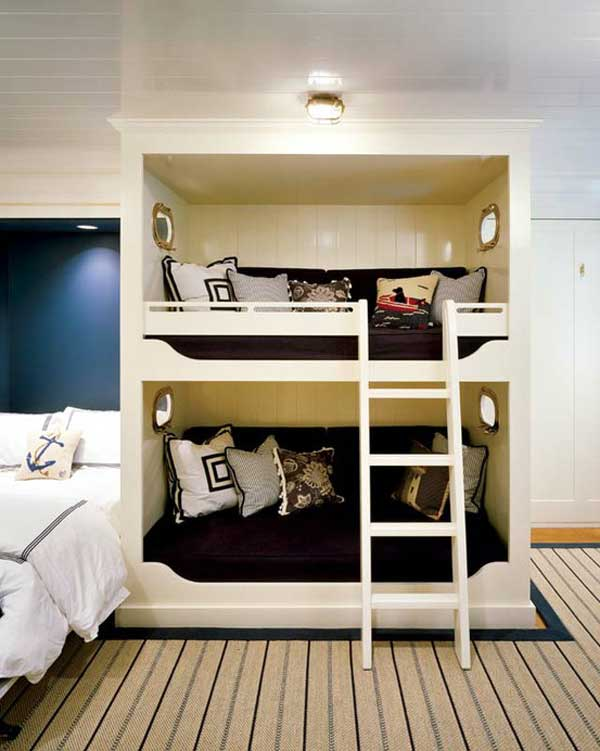 Bunk Beds 17 Bunk Beds three 30 Fresh Space ... - Bunk Bed Ideas For Small Rooms