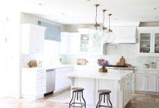 20 White Kitchen Design Ideas