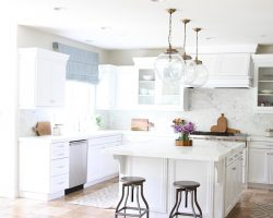 20 White Kitchen Design Ideas