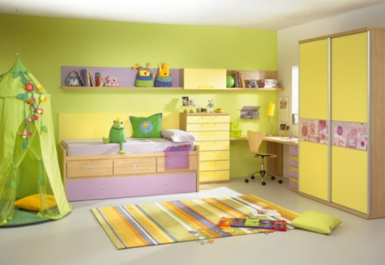 20 Artsy Kids Room Ideas