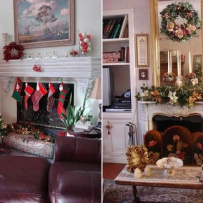Christmas Decor Design 26 Christmas Decorating Ideas for Your Home Photo 4