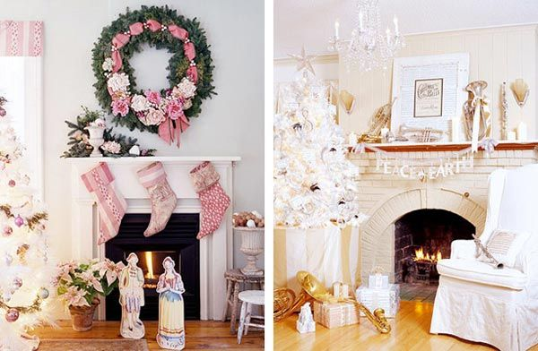 Christmas decor nice 26 christmas decorating ideas for for Nice home decor