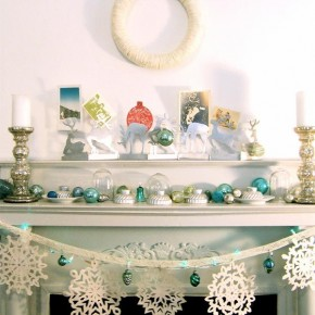 Christmas Decor White 26 Christmas Decorating Ideas for Your Home Wallpaper 14