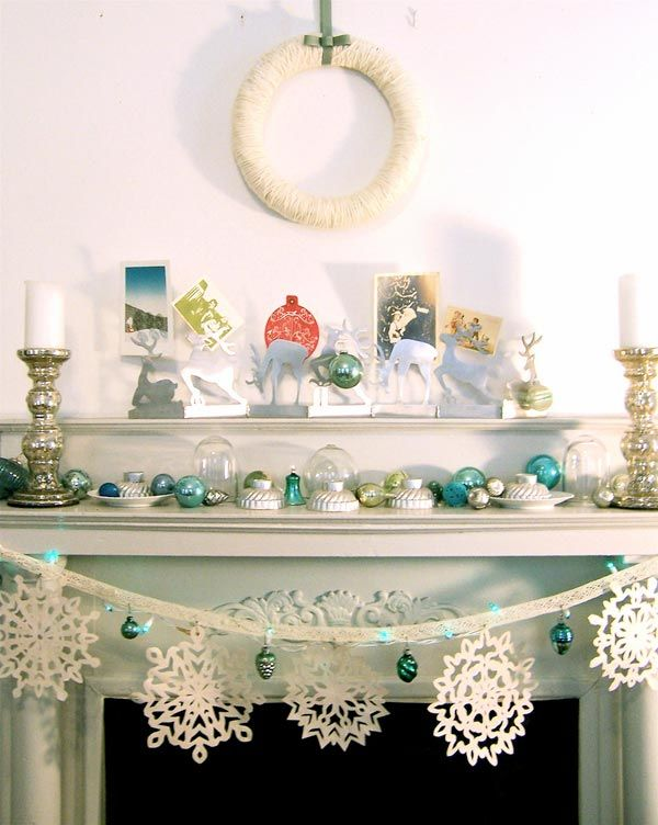 Christmas Decor White 26 Christmas Decorating Ideas For
