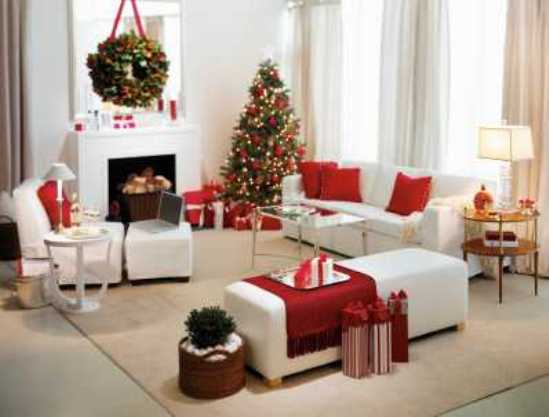 Ideas To Decorate For Christmas | Modern World Home Interior ...