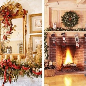 Christmas Decorations Ideas 26 Christmas Decorating Ideas for Your Home Picture 7