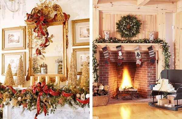 Christmas Decorations Ideas 26 Christmas Decorating Ideas For Your Home Picture 7 Interior Design Center Inspiration
