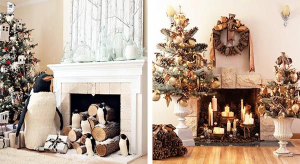 Christmas Decorations Ideas Indoor 26 Christmas Decorating Ideas ...