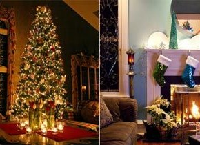 Christmas Interior Decor Idea 26 Christmas Decorating Ideas for Your Home Photo 12