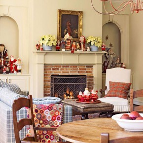 Christmas Living Room 13 33 Christmas Decorations Ideas Bringing The Christmas Spirit into Your Living Room Picture 17