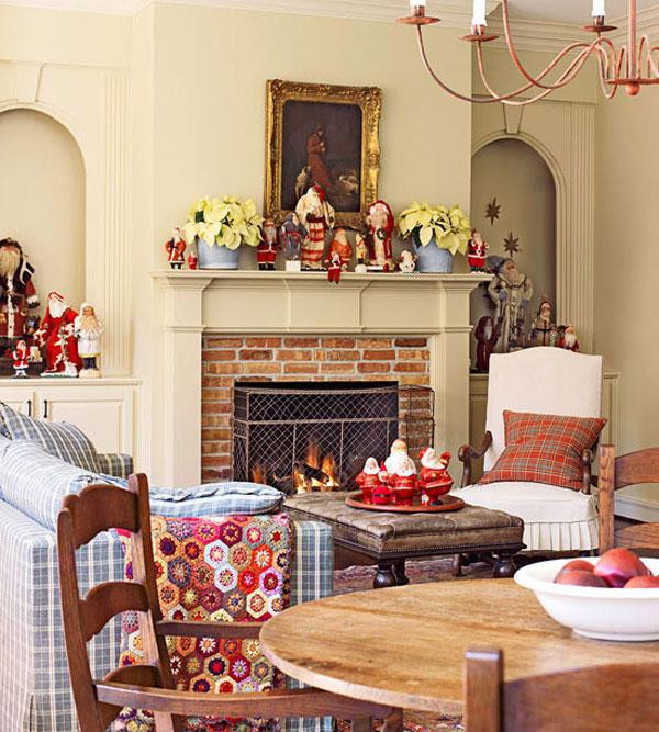 Christmas Living Room 13 33