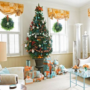 Christmas Living Room 18 33 Christmas Decorations Ideas Bringing The Christmas Spirit into Your Living Room Image 22