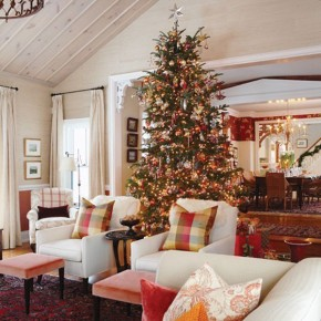 Christmas Living Room 26 33 Christmas Decorations Ideas Bringing The Christmas Spirit into Your Living Room Image 28