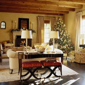 Christmas Living Room 6 33 Christmas Decorations Ideas Bringing The Christmas Spirit into Your Living Room Photo 10
